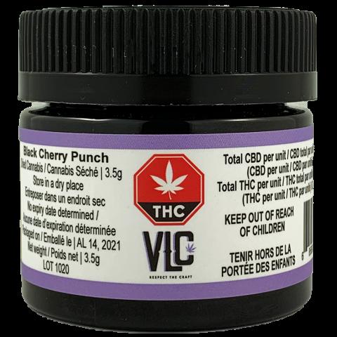 VLC Black Cherry Punch Flower Jar